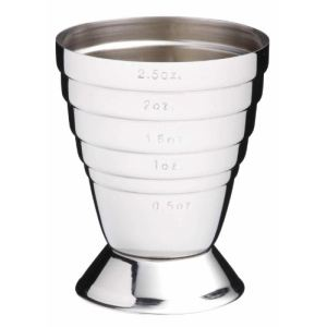 Kitchen craft Verre doseur en inox