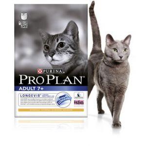 Purina Pro Plan Housecat chat d'intérieur poulet riz 3 kg - Croquette chat