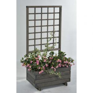 jardiniere pour plante grimpante. Black Bedroom Furniture Sets. Home Design Ideas