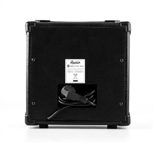 Austin GA-15 Amplificateur guitare 15W max. EQ disto portable