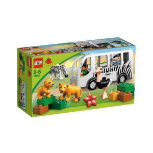Duplo 10502 - Le bus du zoo