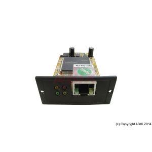 Infosec 791078 - Carte SNMP pour Onduleur Infosec E3 LCD RT, E4 LCD et E6 LCD RT Evolution