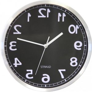 Miroir - Horloge murale inspirée Karlsson 30 cm