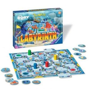 Ravensburger Labyrinth Junior Le Monde de Dory