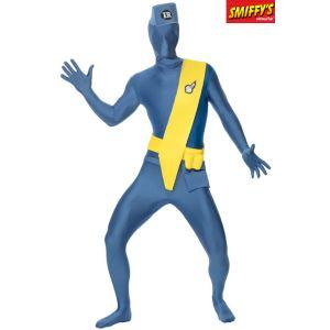 Smiffy's Déguisement seconde peau Thunderbird (taille M ou L)