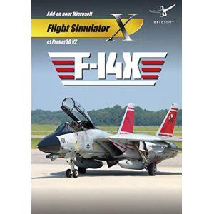 Flight Simulator X F-14X sur PC