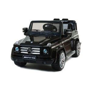 Pembury Trading P-G55K - Voiture électrique Mercedes G55 Wagon noir