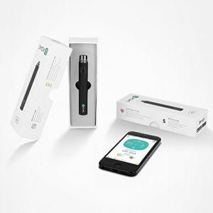Smokio Solo Mini - Cigarette électronique intelligente et connectée