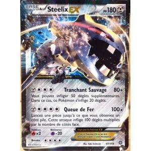 Asmodée Steelix Ex - Carte Pokémon 67/114 Xy Offensive vapeur