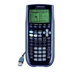 Texas instruments TI-89 Titanium - Calculatrice graphique