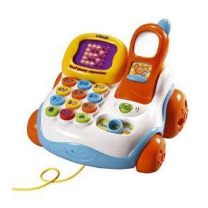 Vtech Roul'phone répondeur