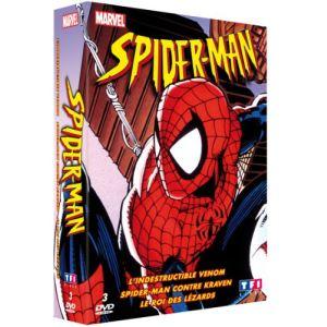 Spider man dvd dessin anime comparer 9 offres - Dessin anime spidermann ...