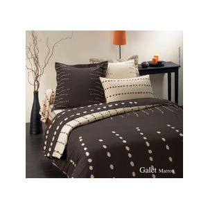 linge de lit galet comparer 250 offres. Black Bedroom Furniture Sets. Home Design Ideas