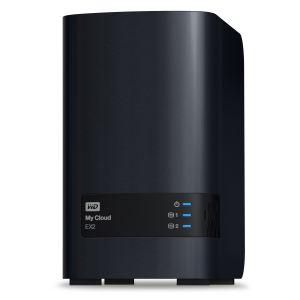 Western Digital WDBVKW0040JCH - Serveur NAS My Cloud EX2 4 To 2 baies Ethernet