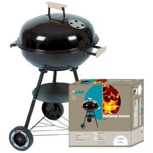 Cao 51226 - Barbecue au charbon sur pieds