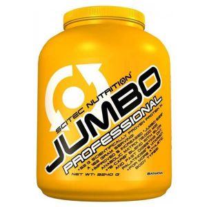 Scitec nutrition Jumbo Professional - 6.48kg banane