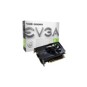 Evga 01G-P4-3743-KR - Carte Graphique GeForce GeForce GT 740 1 Go DDR3 PCI-E.2x