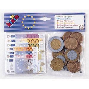 Klein Sachet en euros (pièces et billets)