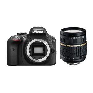 Nikon D3300 (avec objectif Tamron 18-200mm)