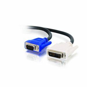 C2g 81208 - Câble VGA DVI-A (M) vers HD-15 (M) 5m