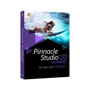 Pinnacle Studio 20 Ultimate pour Windows