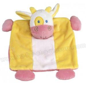 Les bébés d'Elyséa Doudou Les scoobidoudous : Potache la vache