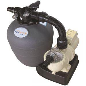 Pool Style Kit de filtration platine 11 m3/h