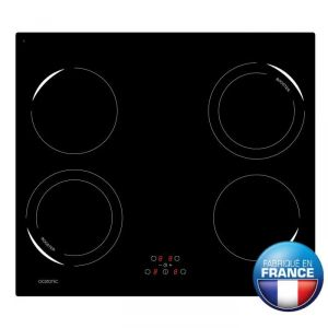 Oceanic oceati4z2b table de cuisson induction 4 foyers - Comparateur de prix electromenager ...