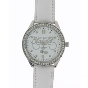 Le Temps des Cerises TC54 - Montre pour femme avec bracelet en cuir