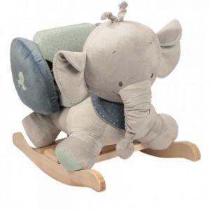 Nattou Bascule Jack l'éléphant