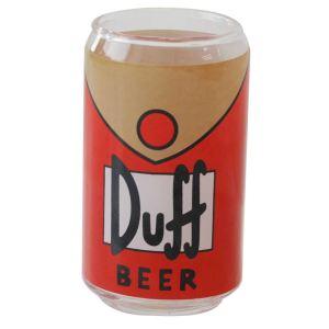 6 verres Duff Beer