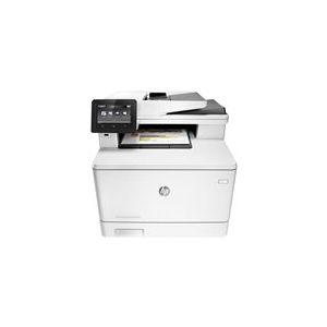 HP Color LaserJet Pro M477f - Imprimante multifonctions couleur