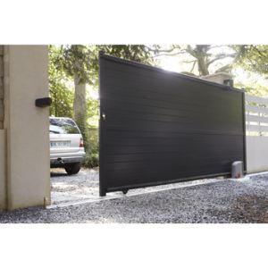 motorisation portail leroy merlin comparer 79 offres. Black Bedroom Furniture Sets. Home Design Ideas