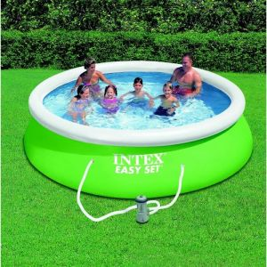 Piscine intex easy set comparer 73 offres for Piscine intex 3 66 x 0 99