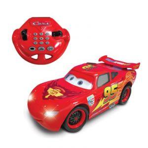 Mondo Cars U-Command Flash McQueen - Voiture radiocommandé