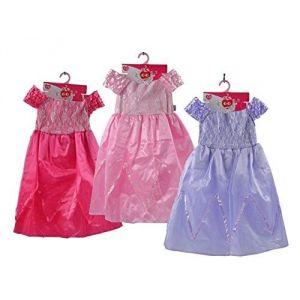 Slammer 0806050 - Déguisement enfant robe pour princesse