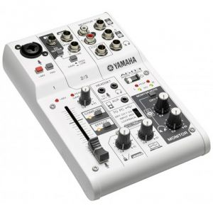 Yamaha AG03 - Console FireWire/USB/mLan
