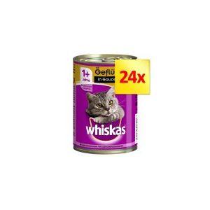 Whiskas Volaille en Sauce  - Lot de 4 (400 g)