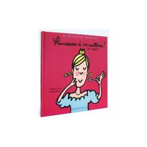 Petit Jour Petit Jour Livre de recettes - Princesses à vos cuillères