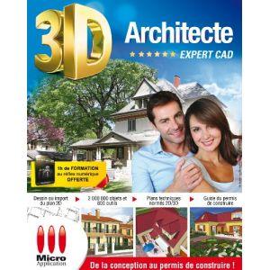 3D Architecte Expert CAD pour Windows