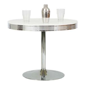 Table a manger conforama comparer 96 offres for Table ronde conforama