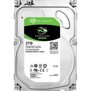 "Seagate ST3000DM008 - Disque dur 3.5"" 3 To SATA III 7200 rpm"