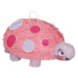Piñata Coccinelle rose