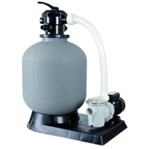 Ubbink 7504645 - Kit de filtration à sable Poolfilter Set 4 m3/h