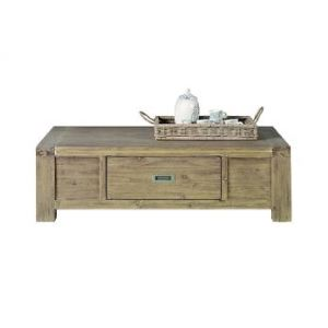 Inwood Table basse Nevada 1 tiroir traversant