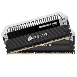 Corsair CMD16GX3M2A1866C10 - Barrettes mémoire Dominator Platinum 2 x 8 Go DDR3 1866 MHz CL10 240 broches