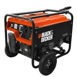 Black & Decker BD 3000 - Groupe électrogène 2,7 kW 196 ccm (160.100.550)