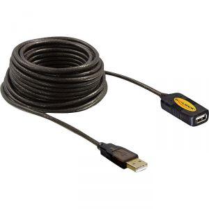 Delock 82446 - Rallonge USB 2.0 active 10 m