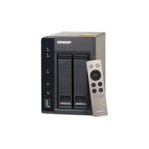 Qnap TS-253A - Serveur NAS RAID Gigabit Ethernet iSCSI
