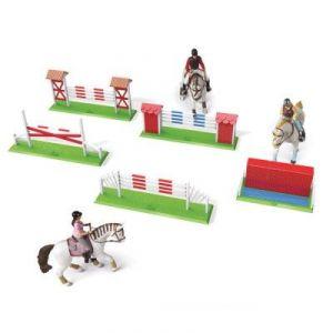 Papo 60108 - Set de concours d'équitation